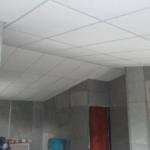 Acabados en techos casas prefabricadas