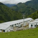 campamento prefabricado