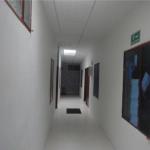 corredor hotel prefabricado